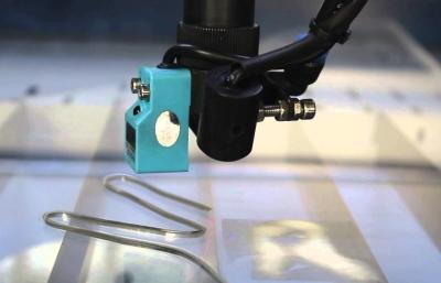 Считывание маркировки в металлургии
